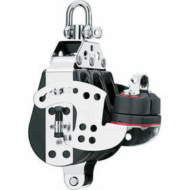 Harken 76 mm Triple Midrange HexaRatchet Block Becket
