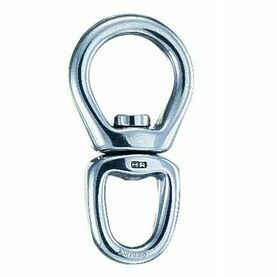 Wichard 150mm Bail/Bail Mooring Swivel
