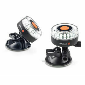 Navi Light 360⁰ Suction Mount LED Light - White