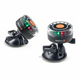 Navi Light Tricolour Suction Mount LED Light - Red/Green/White