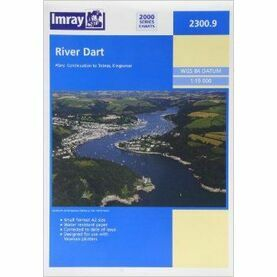 Imray 2300.9 River Dart