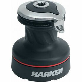Harken 35 Self-Tailing Radial White Winch 2 Speed