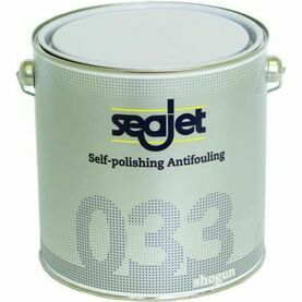 Seajet Antifouling 033 - PBO 'Top 3 Best on Test' - 2.5litre - with free application kit