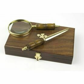 Boxed Magnifier and Letter Opener