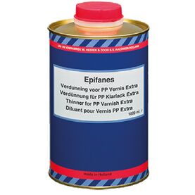 Epifanes PP Varnish Thinners 1 Litre