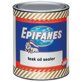 Epifanes Teak Oil Sealer