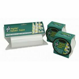 PSP Tapes Mylar Repair Tape: 150mm x 3mx 50 Microns