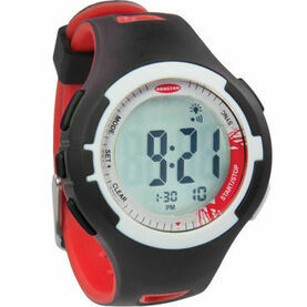 Ronstan 40mm Sailing Watch - Black/Red/White