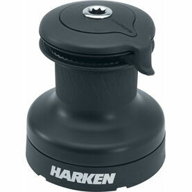 Harken 50 Self-Tailing Radial White Winch 2 Speed