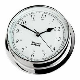 Weems & Plath Endurance 085 Clock (Chrome)