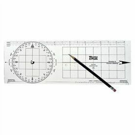 Weems & Plath Protractor