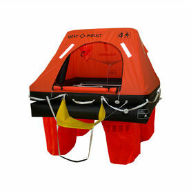 Waypoint ISO 9650-1 Commercial Liferaft Cannister - 4,6 or 8 man