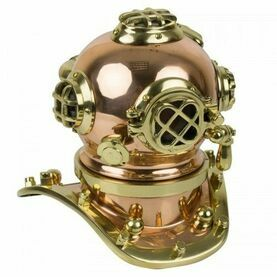 Nauticalia Replica Diving Helmet