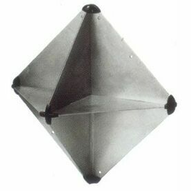 18 inch Octahedral Flat Pack