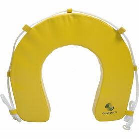 Ocean Safety Horseshoe Only - (Soft)