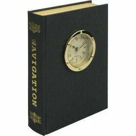 Nauticalia Clock - Navigation Book