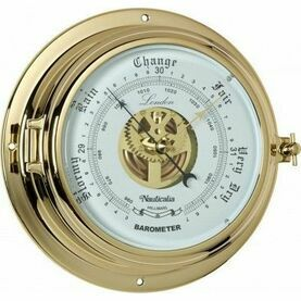 Nauticalia Brass London Barometer