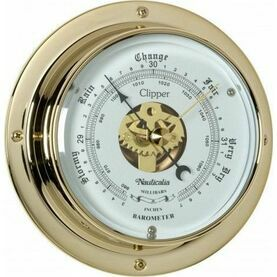 Nauticalia Brass Clipper Barometer (quick fix)