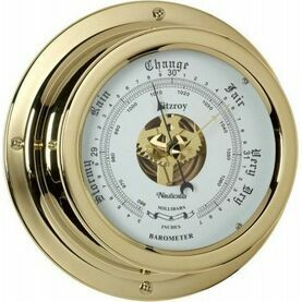 Nauticalia Fitzroy Waterproof Barometer (quick fix)
