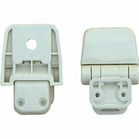 Jabsco Compact Toilet Twist N Lock Hinge Set Only 163 6 76