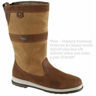Men's & Women's Dubarry Ultima Sailing Boot 2016 With Free Cleaner & Protector