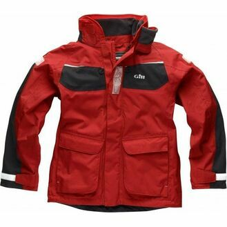 Gill Junior Coast Jacket