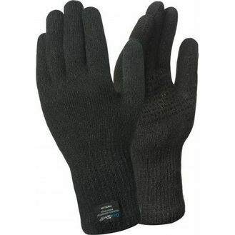 Nauticalia Dexshell Waterproof ToughShield Gloves - Black