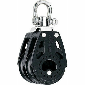 Harken 40 mm Double Block Swivel
