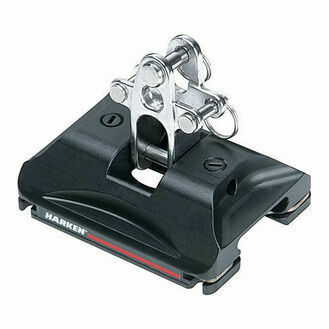Harken 22 mm Low-Load Car -  Stand-Up Toggle
