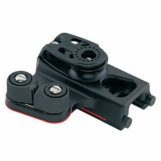 Harken 22 mm End Control Cam Cleat, Set of 2
