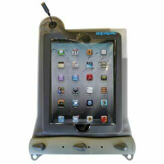 Aquapac iPad Waterproof Case with In-Line Head Phone Connector