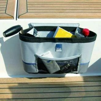 Blue Performance Bulkhead Sheet Combi Bag