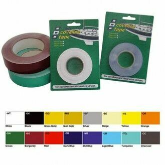 Coveline Boat Tape: 6mm x 50M