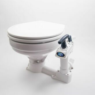 Jabsco Toilet Twist 'N' Lock - Standard Bowl