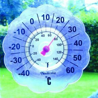 Windowpane Thermometer
