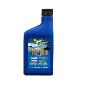 Star brite SuperPremium 2-Cycle Engine Oil TC-W3