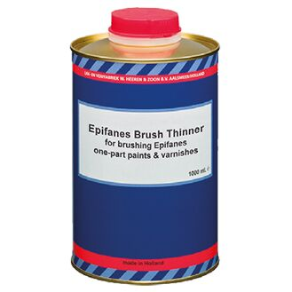 Epifanes Brushthinner for Paint & Varnish 500ml