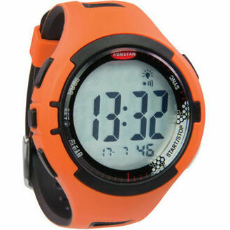 Ronstan Sailing Watch -  Orange/Black
