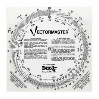 Weems & Plath VEC Vectormaster Slide Rule