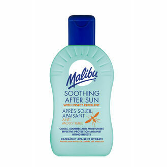 Malibu Sun After Sun & Insect Repellent 200ml
