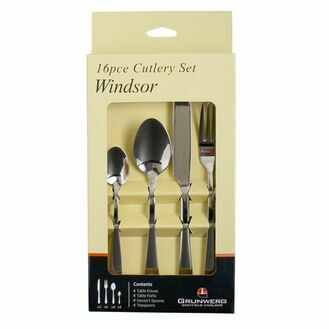 16 Piece Windsor Cutlery Set