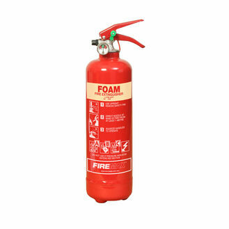 Firemax 1.0L Foam AFFF Fire Extinguisher