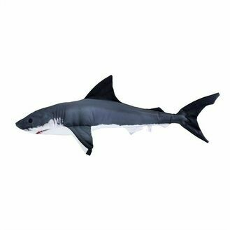 Pillow Fish - Mini Great White Shark 53cm
