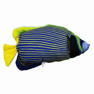 Pillow Fish - Mini Emperor Angelfish 32cm