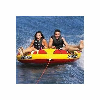 Airhead Turbo Blast 2 - Inflatable Towable Double Rider