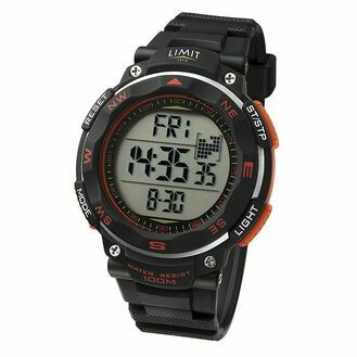 Limit Pro XR Countdown Watch Black/Orange