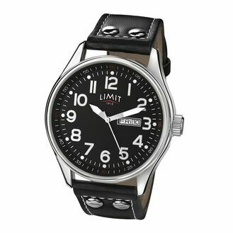 Limit Pilot Watch - Black/Black