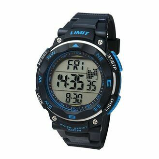 Limit Pro XR Countdown Watch - Navy/Blue