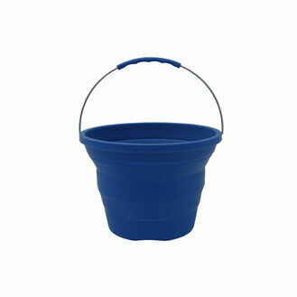 Collapsible Bucket - Blue