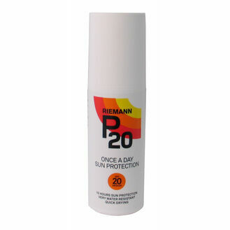P20 - 100ml Once a Day Sun Protection